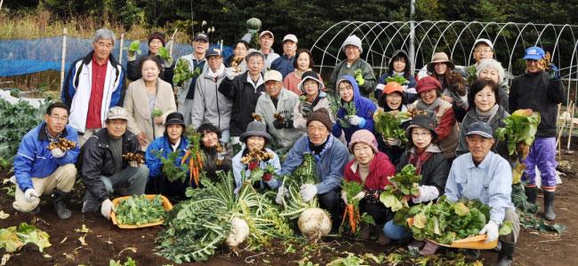 営農塾 野菜のがっこう